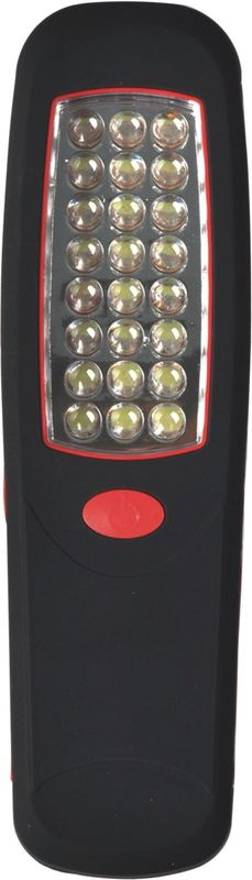 Non - Slip Finish Camping Portable LED Work Lights With 24 Bright White LEDs